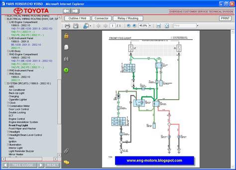 service manual how to replace 2006 toyota yaris enginge variable solenoid broke vvt valve toyota yaris verso repair manual صيانة تويوتا