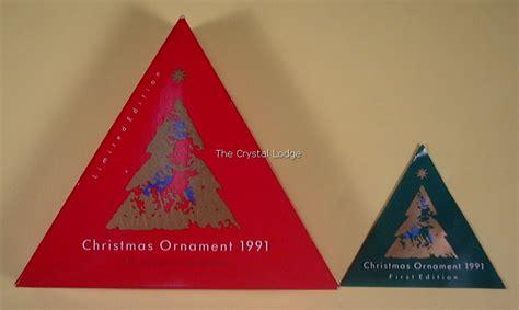 1991 swarovski ornament 1991 swarovski ornament 100 images ornaments fox