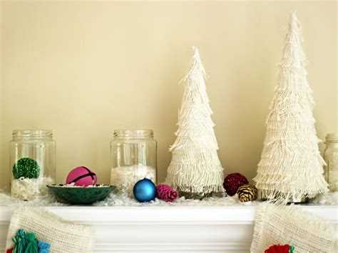 how to make centerpieces how to make a fringed tree centerpiece how tos