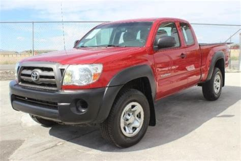 how to sell used cars 2009 toyota tacoma auto manual buy used 2009 toyota tacoma access v6 damaged repairable salvage runs cooling good in salt