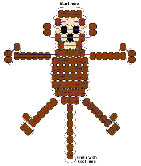 bead pets patterns bead crafts animals