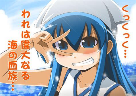 ika musume shinryaku ika musume images ika musume hd wallpaper and