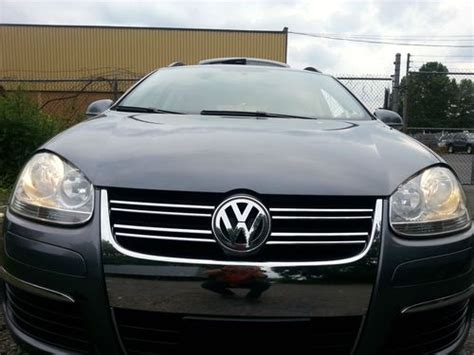 purchase used 2009 vw jetta tdi sportwagon with dsg