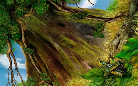 3d tree wallpaper free 3d nature animation hd wallpapers tree