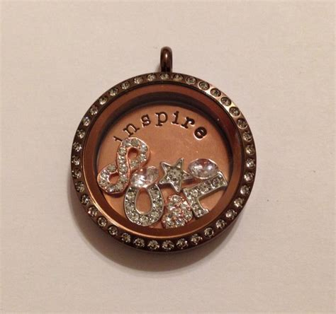 chocolate origami owl locket 17 best images about origami owl living lockets on