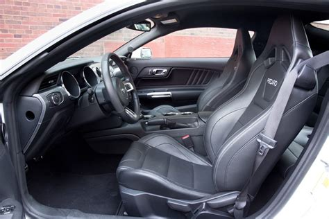 Ford Mustang Seats 2015 ford mustang the pros and cons of optional recaro