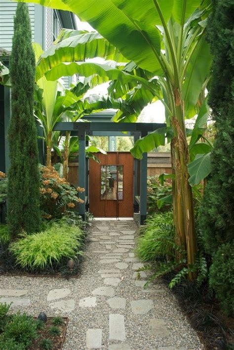 tropical patio design creative tropical landscaping ideas enchanted gardens