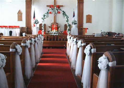 church decorations pictures como decorar una iglesia para una boda