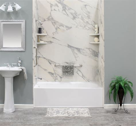 Wall Murals For Bathrooms shower tub inserts