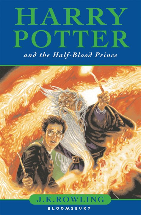 harry potter book picture half blood prince uk children s edition harry potter fan