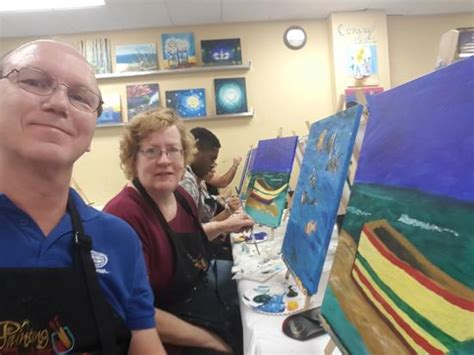 paint with a twist pooler the top 10 things to do near naan appetit pooler