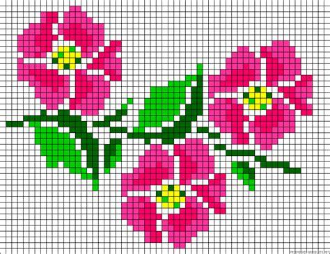 perler bead flower patterns pin perler bead flower by arilitiajpg on
