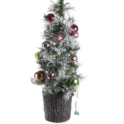 artificial tabletop trees decorated pre lit tabletop artificial tree