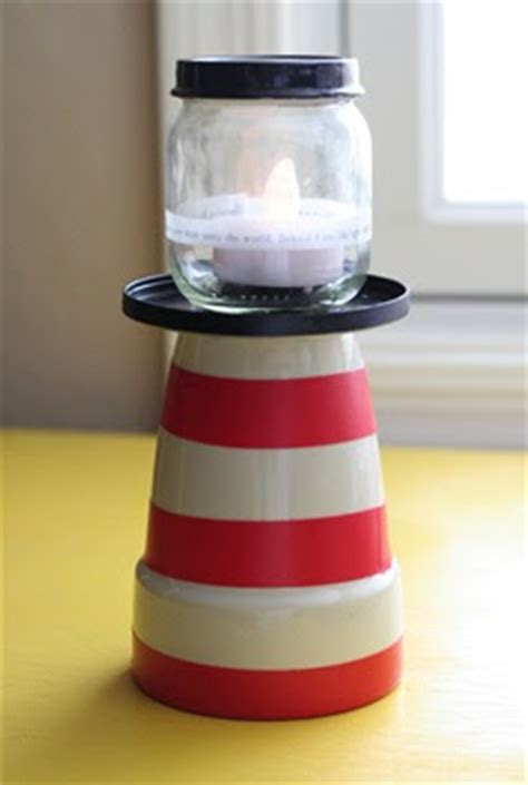 lighthouse craft project in zion freshaire designs c 2012 burn bright