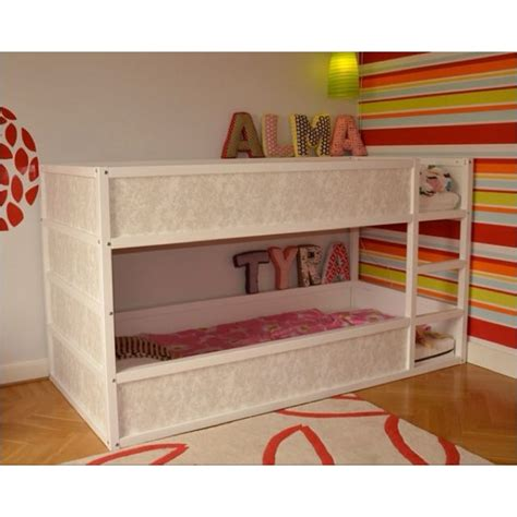 these low profile bunk beds kid s room