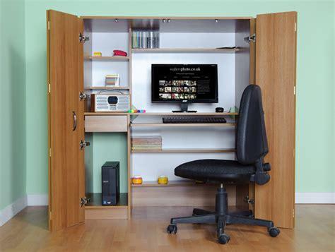 hideaway desks home office home office hideaway computer desk beech m1710 and