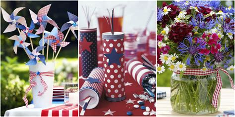 4th of july decorations 30 diy 4th of july decorations 2017 patriotic fourth of