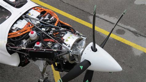 Hybrid Electric Motor by Pipistrel And Siemens Power Up Most Powerful Hybrid Flyer