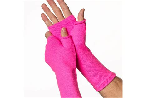 compression gloves for knitting limbkeepers non compression gloves fingerless pair