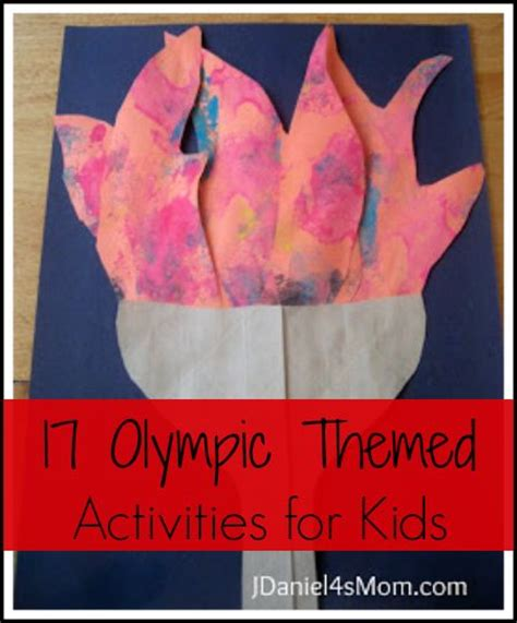 olympic crafts for 238 best images about olympics crafts on