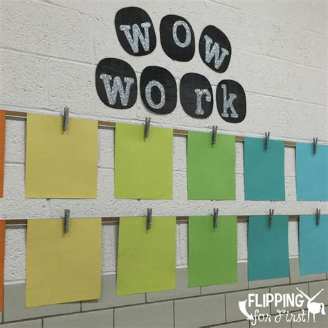 ideas for work best 25 display student work ideas on student