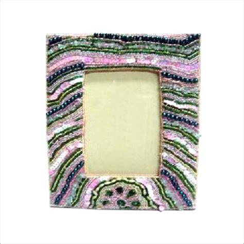 beaded picture frames beaded photo frame innew patel nagar new delhi exporter