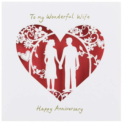 make wedding anniversary card sle design wedding anniversary card for sang maestro