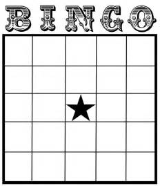 make your own bingo cards template 25 best ideas about bingo cards on printable