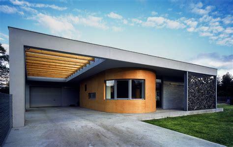 house poland house with a capsule modern home poland e architect