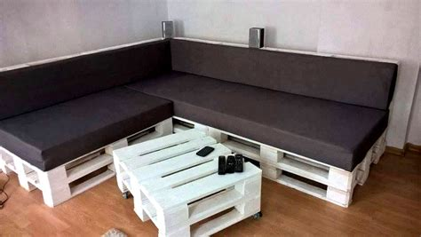 pallet sectional sofa diy black white pallet sectional sofa set 101 pallets