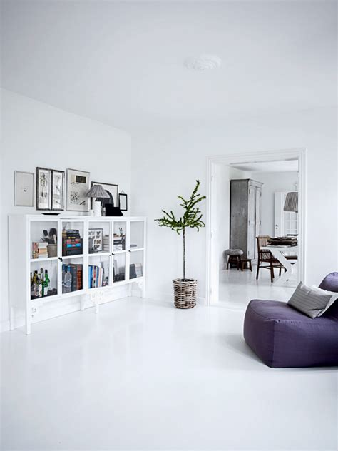 maison home interiors all white interior design of the homewares designer home