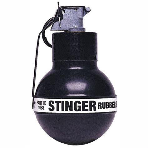 rubber sting blogs image gallery sting grenade