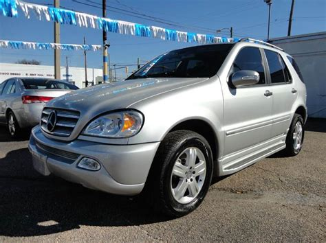 Mercedes Of Richmond Va by 2005 Mercedes M Class Ml500 Awd 4matic 4dr Suv In