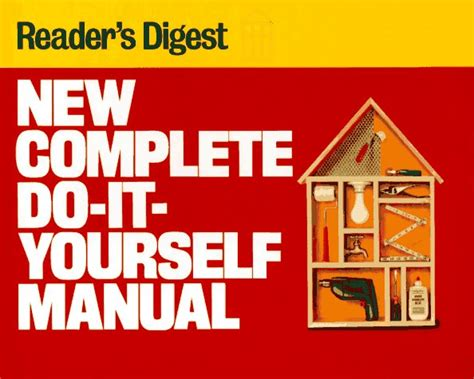 picture books about being yourself new complete do it yourself manual by reader s digest