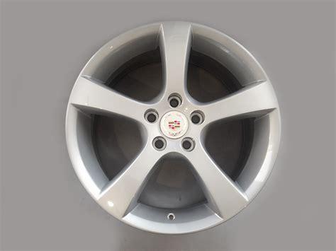 Used Cadillac Rims by Pontiac Cadillac 18 Inch Oem Rims Sold Tirehaus New