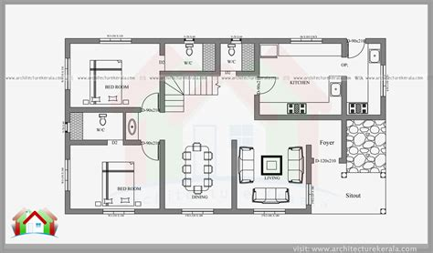 four bedroom house plans in kerala storied four bedroom house plan and elevation