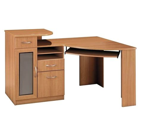 small wooden desk sweet furniture home office brown solid wood office