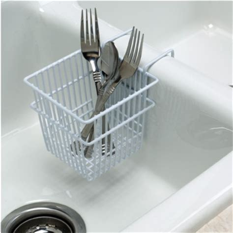 kitchen sink basket sink basket the container store