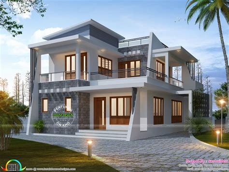house plans new new model kerala house designs homes floor plans