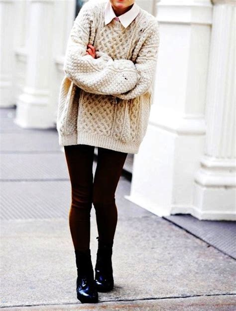 big knit jumpers from runway to room chunky sweaters the interior collective