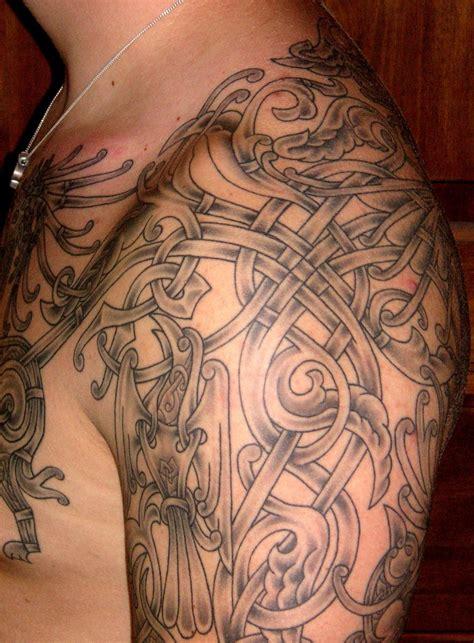 30 gorgeous viking tattoos designs ideas