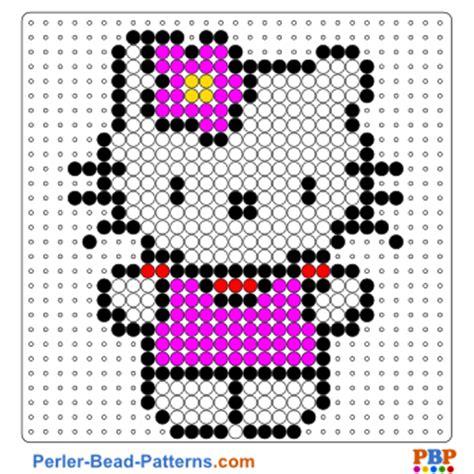 hello hama bead pattern hello 3 perler bead pattern and designs bead