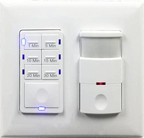 bathroom light sensor switch topgreener bathroom fan timer switch and light sensor