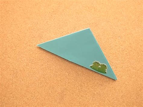 origami mountain fold how to make an origami mountain 8 steps with pictures