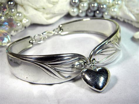 how to make spoon jewelry how to make a spoon bracelet