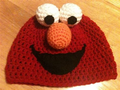 elmo knitting pattern 17 best images about crochet hats elmo on