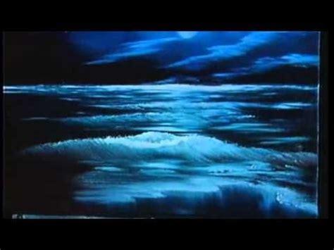 bob ross painting blue moon the of painting s03e02 blue moon bob ross