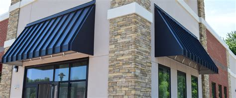 In Store Canopy by Masa Architectural Canopies Custom Aluminum Store Awnings
