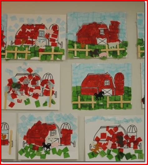 farm crafts for farm animal crafts for preschoolers project