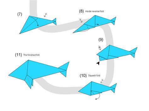 make origami fish easy origami diagrams car interior design